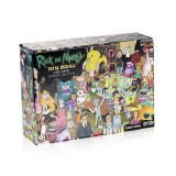Rick And Morty Total Rickall Cooperative Card Game Party Play Cards Intl Price Comparison