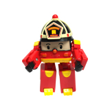 Low Cost Robocar Poli Original Authentic Transformer Robot Car Toy Roy