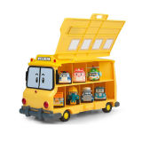 Best Buy Robocar Poli Sch**l Bi Carrier Toy For Robocar Poli Die Cast Original Tv Animation