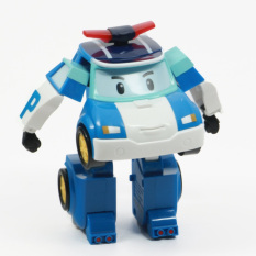 Discounted Robocar Poli Transformer Robot Toy Best Gifts For Kids