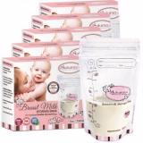 Price Sale 125Pcs 12Oz 350Ml Autumnz Breast Milk Breastmilk Storage Bags Free 15 Pcs Autumnz New