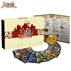 Compare Price Sanguosha 2014 Collection Edition Chinsese Board Card Game(三国杀 界限突破 收藏版) Intl Seeksee On Singapore