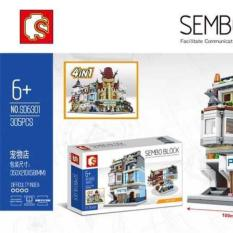 Price Sembo Block Sd6301 Sembo Block Original