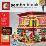 Where Can You Buy Sembo Block Sd6901
