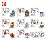 Buy Sembo Sd6608 6615 Mini Model Assembled Building Blocks Other Original