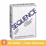 Sale Sequence Board Card Game 2 12 Players Online On Singapore