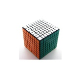 Best Price Shengshou Puzzle Cube 8X8 Speed Cube Black Intl