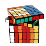 Top Rated Shengshou Sechs Farbiger Cube 7X7X7 By Luckygirl Store Intl