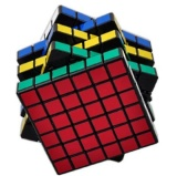Compare Price Shengshou Zauberwurfel Sechs Farbiger Cube Schwarz Von Fashion Plaza 6X6X6 Intl Oem On China