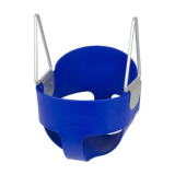 Price Shindak High Back Full Bucket Toddler Infant Swing Seat Seat Only Blue Oem China