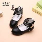 Shoes 5 Girls Shoes 6 Small G*Rl Dress Shoes 7 Children S Shoes 8 High Heeled Shoes 10 Black White 12 Year Old Performance Shoes Reviews