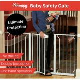 Price Shoppy Swing Close Baby Safety Fence Gate Shoppy New