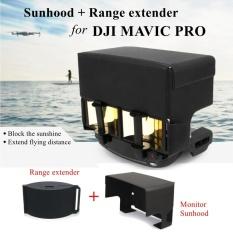 Signal Booster Antenna Range Extender Sun Hood Sunshade Cover For Dji Mavic Pro Intl Cheap