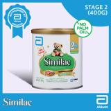 Price Comparisons Similac Stage 2 Follow On Formula 400G