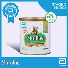 Where To Shop For Similac Stage 2 Follow On Formula 400G