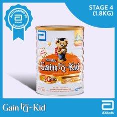 Similac Gain Iq Kid 1 8Kg 6 Tins Singapore