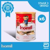 Sale Similac Isomil Stage 3 Milk Formula 850G Bundle Of 6 Similac Wholesaler