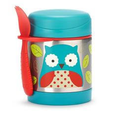 Purchase Skip Hop Baby Zoo Little Kid And Toddler Insulated Food Jar And Spork Set Multi Otis Owl
