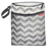 Sale Skip Hop Grab Go Wet Dry Bag Chevron Skip Hop Original