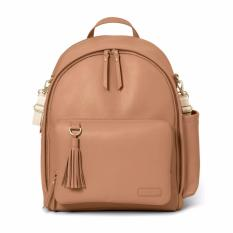 Retail Skip Hop Greenwich Simply Chic Backpack Caramel
