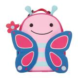 Where Can You Buy Skip Hop Zoo Lunchie Insulated Kids Lunch Bag Butterfly