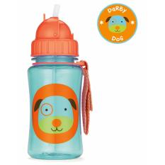 Lowest Price Skip Hop Zoo Straw Bottle Dog