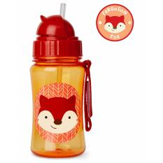 Price Skip Hop Zoo Straw Bottle Fox On Singapore
