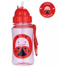 Who Sells Skip Hop Zoo Straw Bottle Ladybug The Cheapest