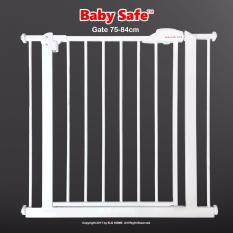 Recent Smart System Baby Safety Barrier Gate 75 84Cm