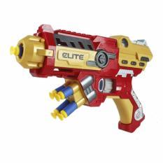 Soft Bullet Nerf Gun Style Toy Gun Avengers Series (Iron Man)