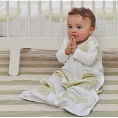 Best Deal Soft Cotton Muslin Baby Sleeping Bag Infant Sleep Sack Summer Sleeveless Sleepwear For Your Lovely Baby Intl