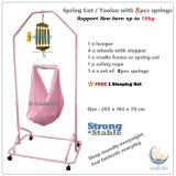 Sale Spring Cot Cradle Yaolan Hammock 5 Pcs Spring Free 1 Net