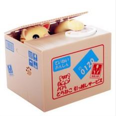 Promo Cartoon Piggy Bank Panda Save Money Cans