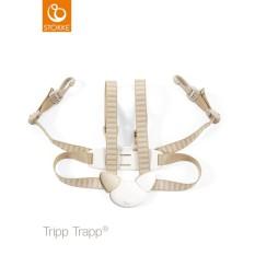 Stokke Tripp Trapp Harness (beige) By Stokke Official Store.