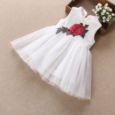 Great Deal Summer Children S Dress Girls Costume Embroidered With Clothing Princess Dress Large Children Chinese Style Children Chinese Children S Clothing