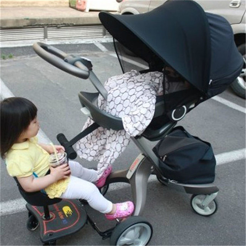 Sun shade baby stroller sunshade Canopy Cover For prams and strollers car seat buggy pushchair Pram ... & Sun shade baby stroller sunshade Canopy Cover For prams and ...