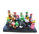 Promo Super Mario Bros 1Set 1 2 5 Yoshi Dinosaur Figure Toy