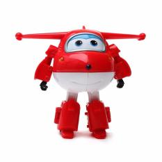 Where To Shop For Super Wings Original Authentic Transforming Planes Robot Toy Hogi Jett