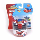Discounted Super Wings Season 2 New Character Mini Transforming Planes Robot Toy Pigu Flip Intl