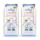 Compare Price Sweety Pantzgold Luxurious Touch L Toddler 11 15Kg 54Pcs X 2 Pakcs Sweety On Singapore