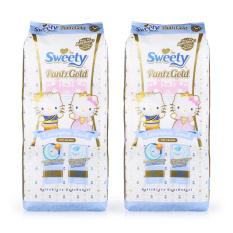 Price Sweety Pantzgold Luxurious Touch L Toddler 11 15Kg 54Pcs X 2 Pakcs Singapore