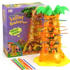 Sale Taoqihu Kids Falling Monkey Tree Table Game Intl China