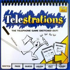 Lowest Price Telestrations Board Game