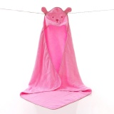 Terry Hooded Towel For Kids Ultra Soft And Super Fluffy Baby Towels Best For Keeping Baby Warm And Cozy Large Size 35 4 X 35 4 Ideal Baby Bath Towels For Girls And Boys Intl On Line