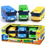 Buy The Little Bus Tayo Pik Pik 3 Pcs Tayo Rogi Rani Korean Animation Toy Tayo Bus Original