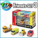 The Little Bus Tayo Special Minibus Friends Set 3 Billy Speed Ruby Chris Kids Like Tayo Korea Popular Animation Christmas Gift Intl Lower Price