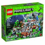 Brand New Lego 21137 The Mountain Cave