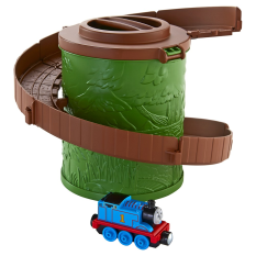 Discounted Fisher Price Thomas Friends Take N Play Spiral Tower Tracks