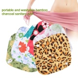 Tmishion 1Pc Washable Wet Bag Pouch 6Pcs Reusable Cloth Sanitary Menstrual Pads Panty Liner Intl Cheap