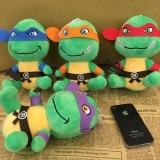 Compare Tmnt Plush 4Pcs Set Teenage Mutant Ninja Turtles Plush Toys Stuffed Plush Animals Dolls Hot Sale Intl Prices